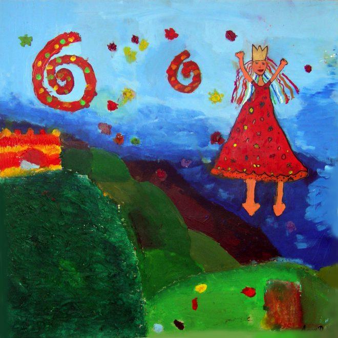 Königin der Farben Freude 088